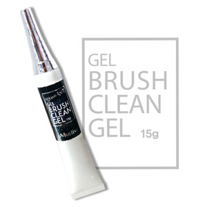 [MOSTIVE] 모스티브 젤 브러시 클린 겔 15g / Mostive gel brush clean gel 15g