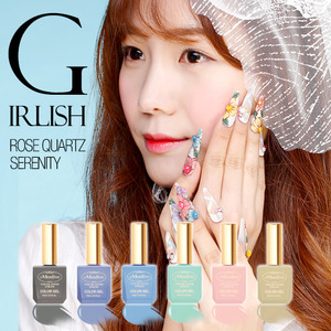 [MOSTIVE] 걸리쉬 칼라 젤 폴리시/ Girlish color gel polish